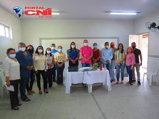 Alinhamento Educacional: Unidade Regional de Educação (URE/Chapadinha), promove encontro com Secretários Municipais de Anapurus, Buriti, Brejo, Chapadinha e Mata Roma