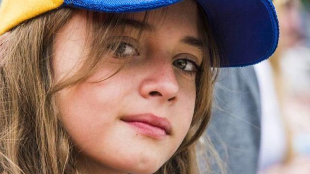 La hija de Mónica Spear ganó una nueva cinta en Taekwondo