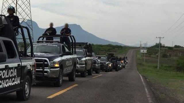 México: Arrestan a toda la Policía de una ciudad por vínculos con el crimen de un candidato