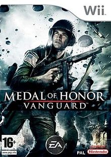 Medal of Honor: Vanguard (PT / BR) [ Wii - ISO ]