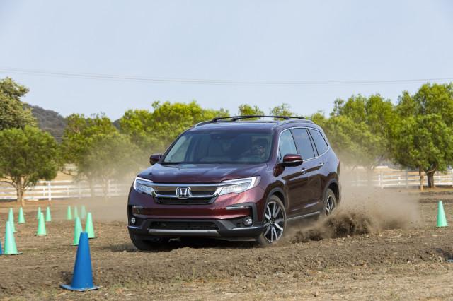 2022 Honda Pilot Review