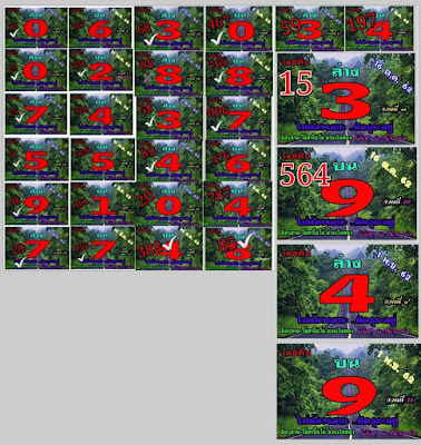 Thai Lotto Tips Vip Free Facebook Timeline Blogspot 01 November 2019
