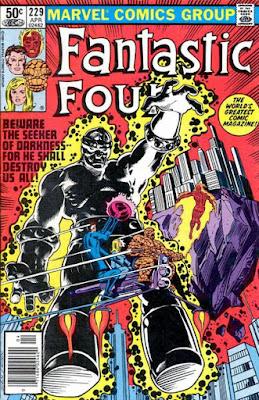 Fantastic Four #229