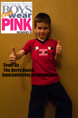 Berry Bunch - Boys Can Wear Pink Season 4