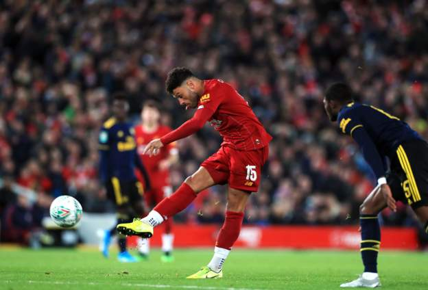 Liverpool defeat Arsenal in epic penalty shootout
