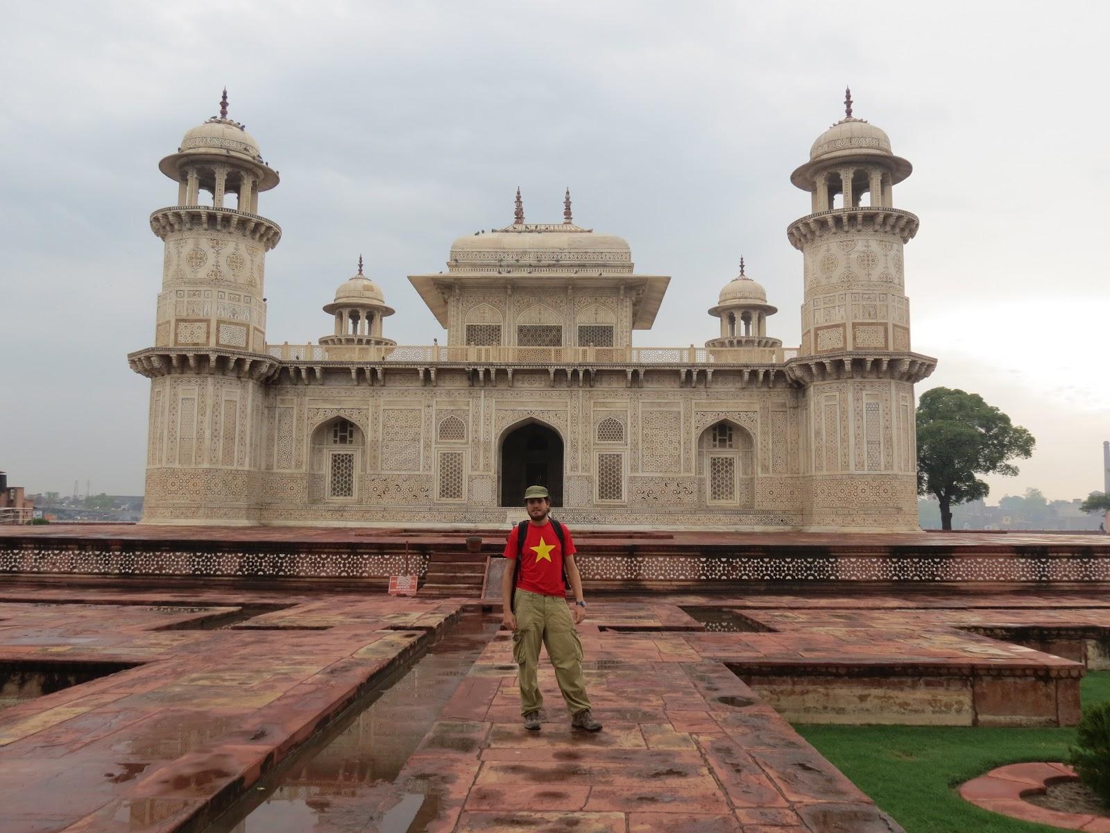 Ro y Esteban de viaje India  Parte 1  Estamos donde y