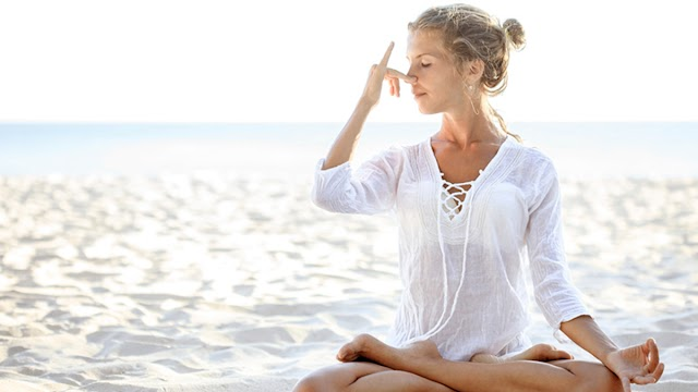 Find Peace And Happiness With Simple Pranayama Exercise