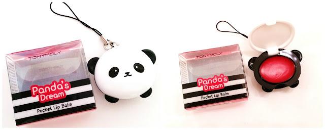 Tony Moly Panda's Dream Pocket Lip Balm
