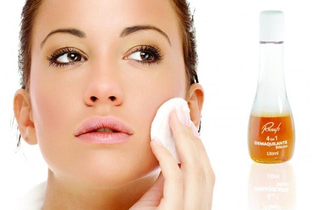 Demaquilante Bifásico 4 em 1 Ricosti: Tudo o que sua pele precisa