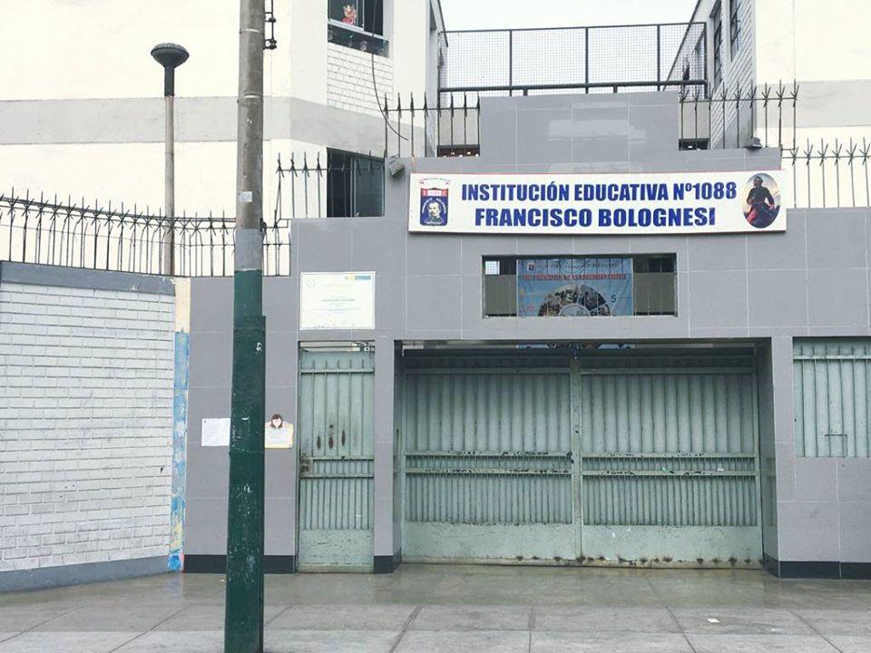 Colegio 1088 FRANCISCO BOLOGNESI - Magdalena del Mar