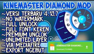 KINEMASTER DIAMOND MOD