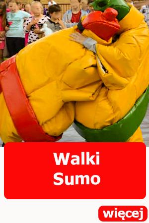 Walki sumo, atrakcje dla dzieci, urodziny, grill, catering, dmuchańce świdnica, wrocław