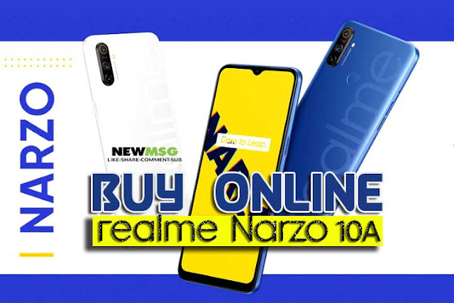 Realme Narzo 10A Buy Online at Flipkart