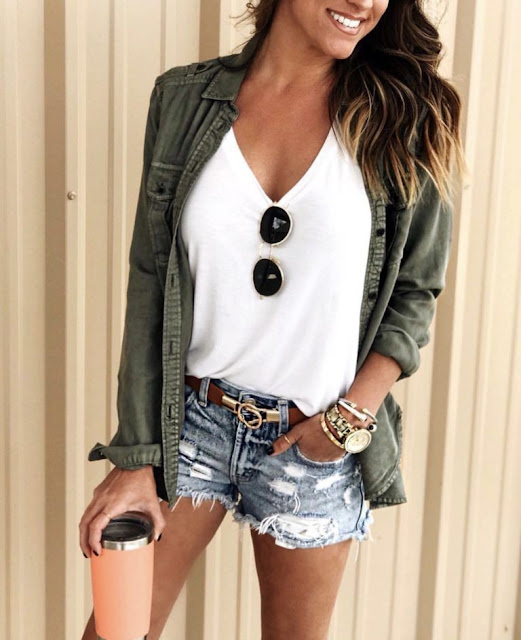 End Of Summer Outfits Ideas
