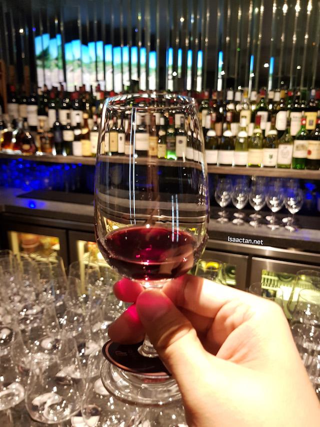 The Point Restaurant & Bar KL Launches Wine Bar