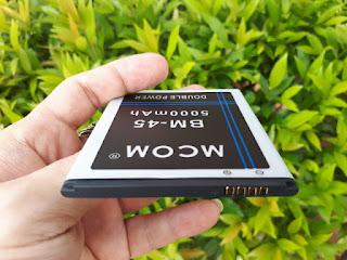 Baterai Double Power Xiaomi Redmi Note 2 BM-45 BM45 MCOM 5000mAh