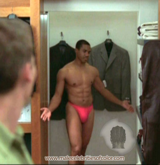 Duane Martin Gay In A Thong 52