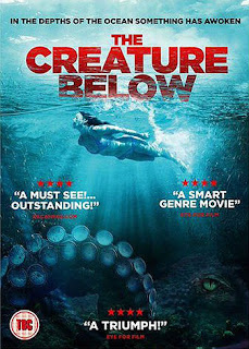 The Creature Below Legendado