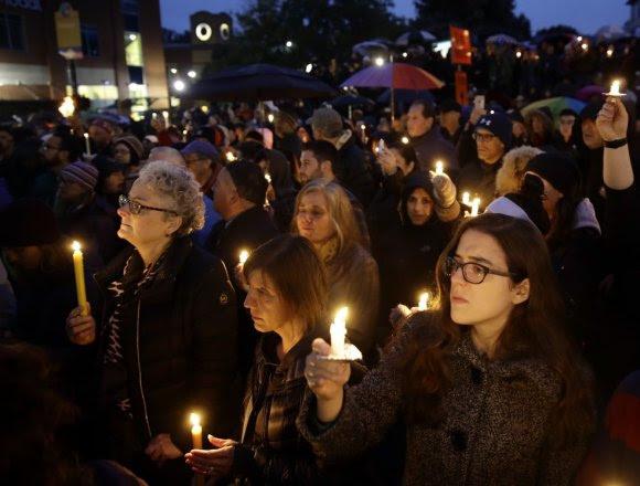 Jonathan Greenblatt da Liga Anti-Difamação fala da violência extremista de direita