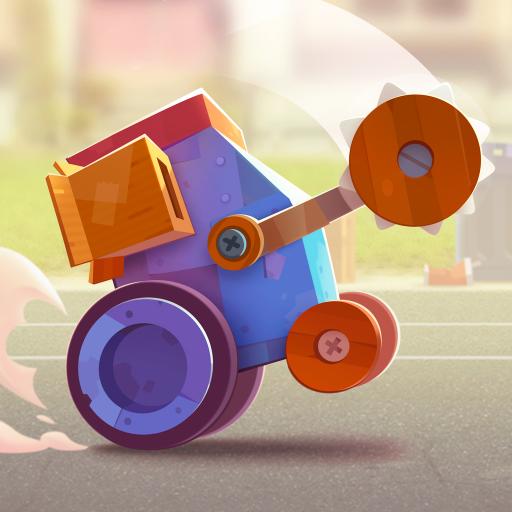 CATS Crash Arena Turbo Stars v2.28 Apk Mod [Imortal]