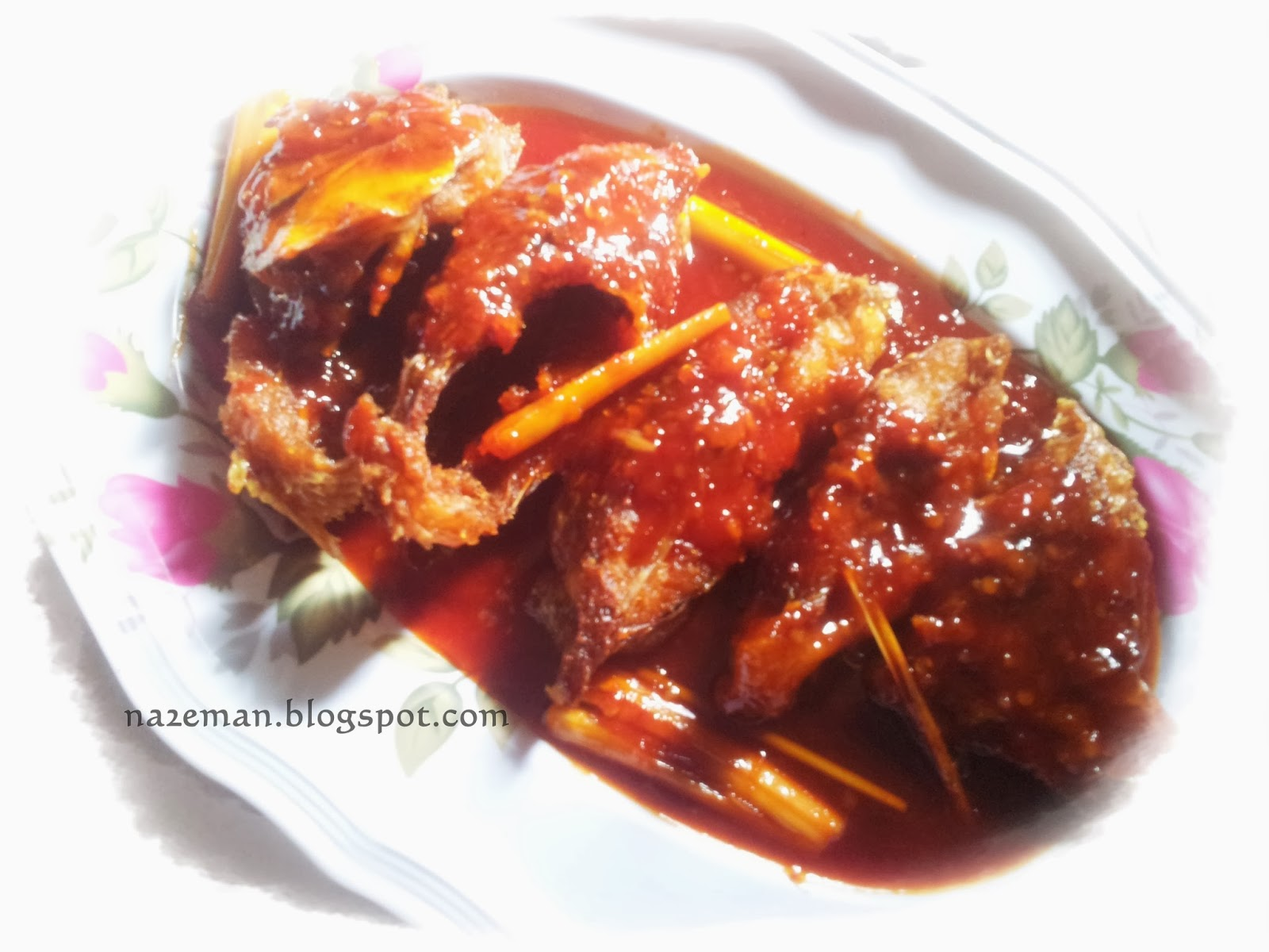 ikan talapia masak sambal sajian ikan tongkol goreng sambal balado  salah satu menu Resepi Ikan Tuna Masak Sambal Enak dan Mudah