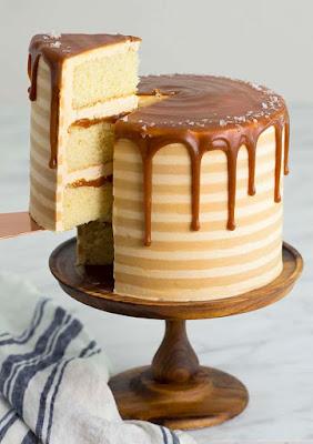 ★★★★★ | Caramel Cake