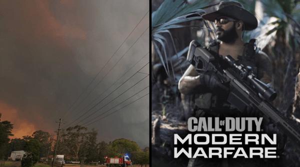 أكتفيجين تخصص مداخيل حزمة إضافية على لعبة Call of Duty Modern Warfare لدعم استراليا