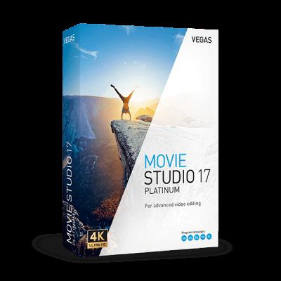 تحميل برنامج تحرير الفيديو MAGIX VEGAS Movie Studio Platinum 17.0.0.143 النسخة الكاملة