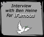 Interview with Ben Heine for iFamous