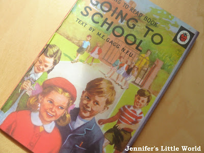 Ladybird book Going to School