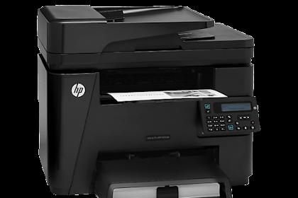 Download HP LaserJet Pro MFP M225 series Drivers