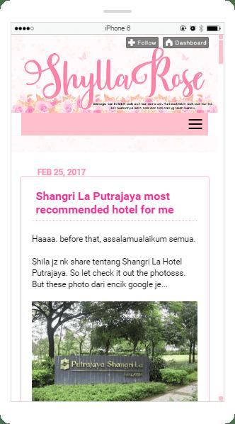 design blog murah, blog responsive