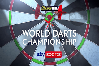World Darts Championship William Hill AsiaSat 5 Biss Key 1 January 2021
