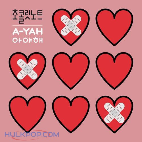 Chocolate Note – A-YAH (Feat. 정보영) – Single
