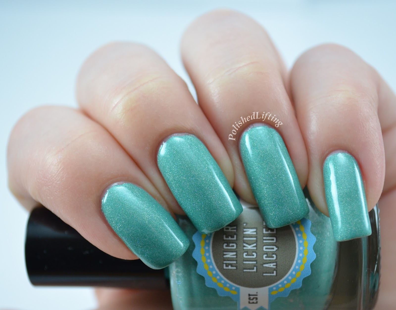 Finger Lickin' Lacquer Supernatural Call Me Meg