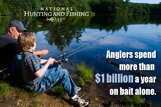National Hunting and Fishing Day Wishes