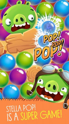 Angry Birds POP Bubble Shooter Mod Apk v2.6.0-screenshot-1