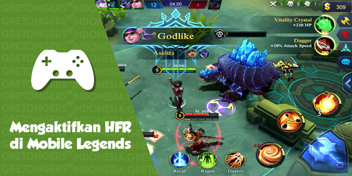 Cara Mengaktifkan Mode High Frame Rate Di Mobile Legends