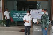 BPMA (Badan Pengelola Migas Aceh) Serahkan Porteble Hand Wash Otomat Ke ESDM