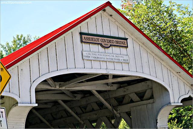 Ashuelot Covered Bridge en New Hampshire