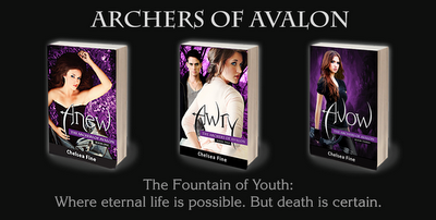Avow Book Trailer & Giveaway