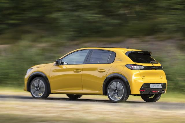 Peugeot 208 chega mais caro que o Polo na Europa