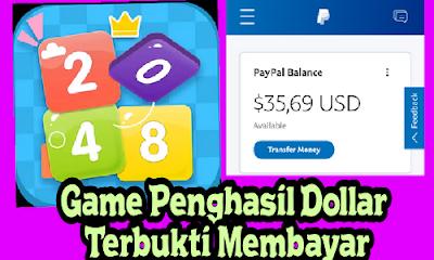 2048 Lucky Game Apk Aplikasi Game Penghasil Uang Dollar Terbukti Membayar 2020 Gratis Pulsa Mod