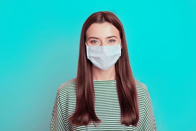 Maskenin yol açtığı sivilce problemleri