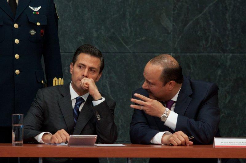 Juez otorga amparo a César Duarte y lo libra de ser aprehendido