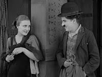 """Кадр из фильма Чарли Чаплина """"Собачья жизнь"""" / A Dog's Life (1918) - 13"""