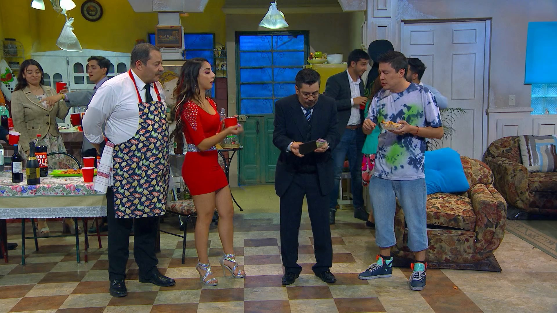 Se Rentan Cuartos Temporada 2 (2020) 1080p WEB-DL Latino
