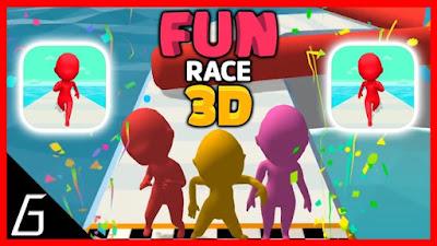 Download Fun Race 3D (MOD, Skins Unlocked)
