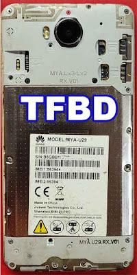 Huawei Y5 MYA-U29 Flash File