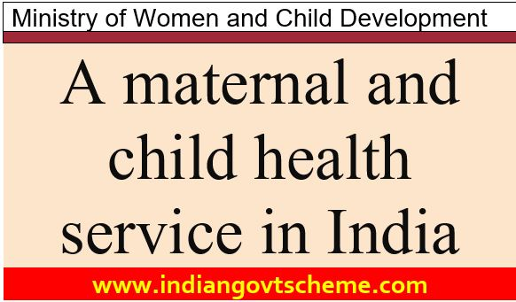 maternal+and+child+health+service